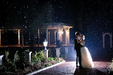 """Night Wedding Photography"""